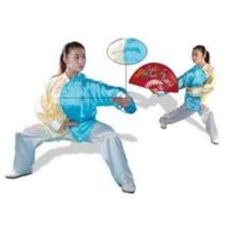 Satin Silk- like Yin Yang Tai Chi uniform