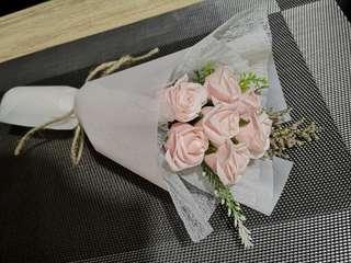 Flower Bouquet Mini Roses
