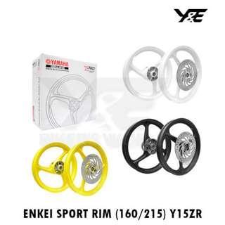 ENKEI SPORT RIM 3L (160/215) Y15ZR (with disc)