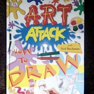 Art attack book
