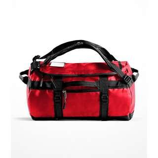 The North Face Base Camp Duffle Bag in Red XS