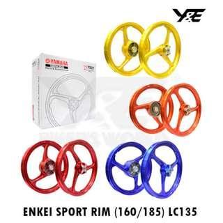ENKEI SPORT RIM 3L (160/185) LC135