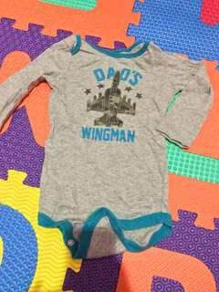 dads wingman rompers