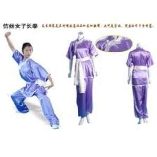 Satin Silk-like Chang quan