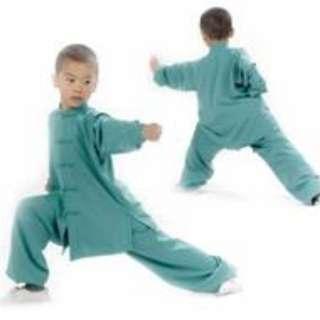 Pure cotton Dui Jin for children