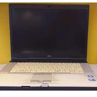FUJITSU LAPTOP FOR ONLY 4,990 CASH ON DELIVERY NATIONWIDE