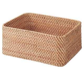 MUJI Rattan Box(small)