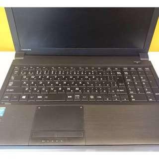 TOSHIBA DYNABOOK SATELLITE INTEL CORE i3 4th GEN 4 GB RAM 320 GB HDD