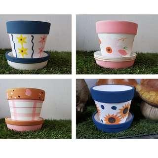 FlowerPots for Christmas Sale!! Come and Get it :))