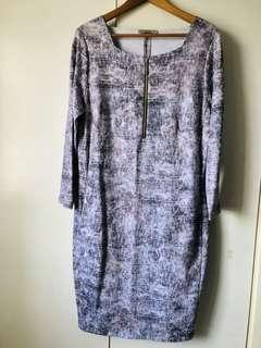 Sunwear 3/4 sleeves Dress size 44