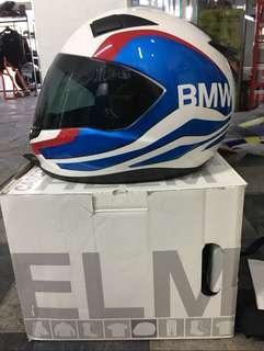 BMW helmet doubleR