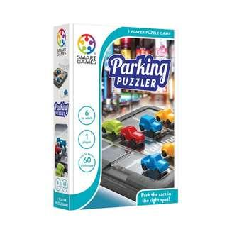 🚚 SmartGames: Parking Puzzler (Perfect Xmas Gifts for Kids / Family!)