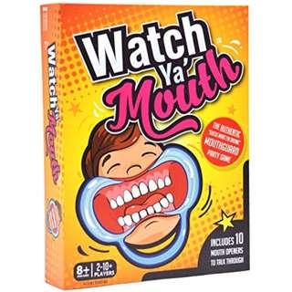 Watch Ya Mouth Party Game
