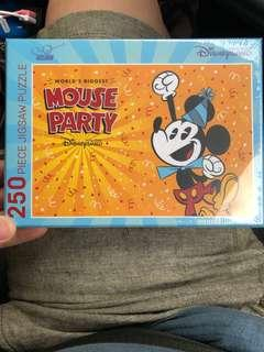 Micky mouse disney puzzle 250 pcs