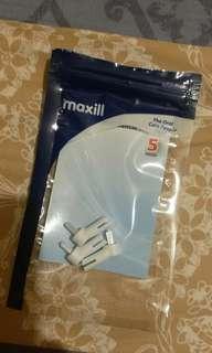 Maxill periox complete interdental tufy tips