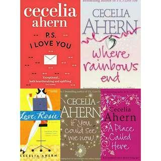 Ebook Novel Standalone Satuan Cecelia Ahern