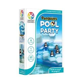 🚚 SmartGames: Penguins' Pool Party (Perfect Xmas Gifts for Kids / Family!)