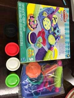 Play Doh Set - Cookie Creations