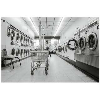 Business for Sale - Laundry Business with 4 Stores in MAKATI