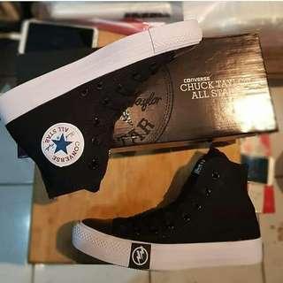 Sepatu Converse Undefeated Flash Dragon Black