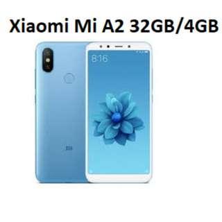 Xiaomi Mi A2 32GB / 4GB Brand new Sealed (Blue)
