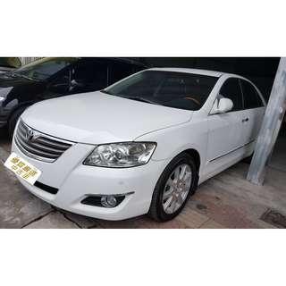 2006 豐田 CAMRY 2.0 免頭款 全額貸 月付4288