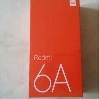 Xiaomi redmi 6a 16gb gold brand new