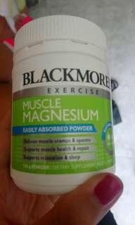 Muscle Magnesium Powder 150g
