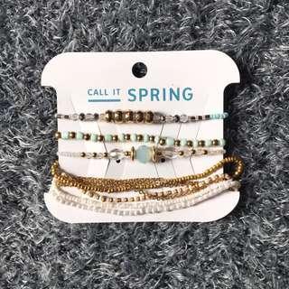 Call It Spring Bracelet Set