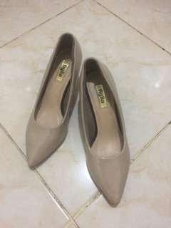 Figlia Apricot Shoes