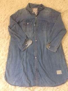 Female Jeans blouse