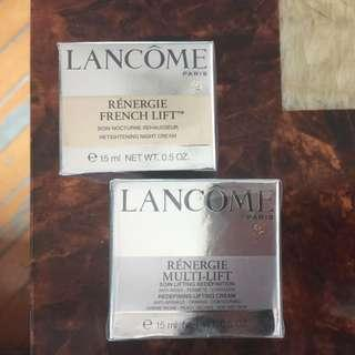 Lancome Renergie French Lift 紫色提拉抗皺系列面霜