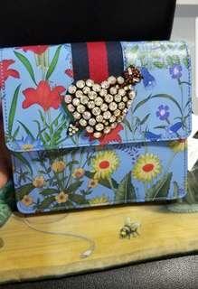Gucci 水晶手袋