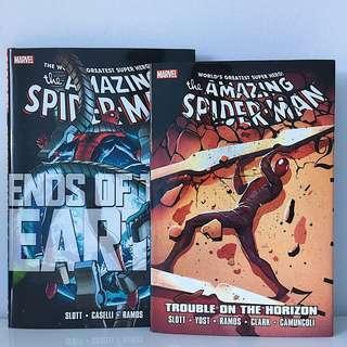 Spider-Man Premiere Hardcovers