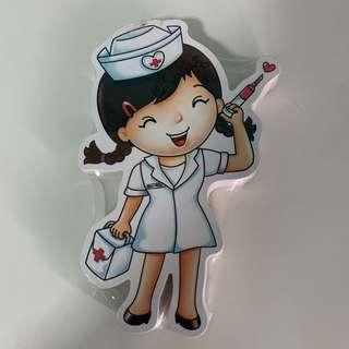 🚚 Nurse notepad