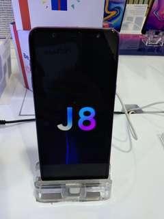 samsung galaxy J8 promo bunga 0% tanpa cc