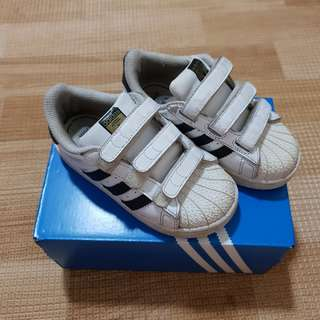 Authentic Adidas Kids Superstar fb0873a550f