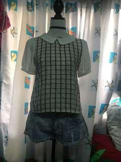 japanese style blouse