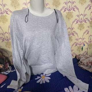 baju atasan / sweater h&m panjang