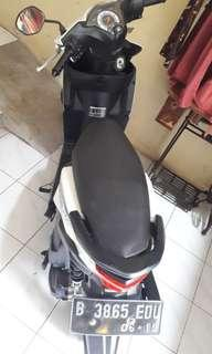 Jual honda beat second