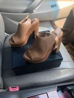 Preloved forever 21 wedges