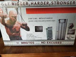 Resistance (gym at home)