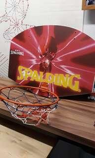 斯伯丁 籃球框