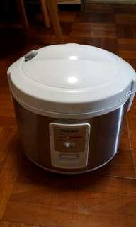 Philips Rice Cooker 電飯煲 (9成新)