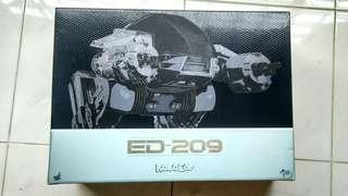 HOT TOYS HOTTOYS ED-209 ED209 ROBOCOP 1/6 SCALE MASSIVE MMS204 MMS 204 BRAND NEW!!!