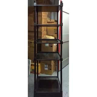 [Fast Deal Super Cheap] Da Vinci Shelves Book Case Rack
