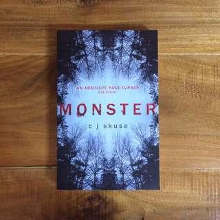 Monster by C.J Skuse