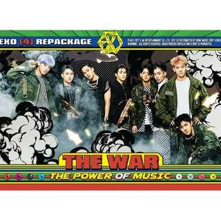 [WTS] [WANT TO SELL] EXO REPACKAGED POWER POSTER