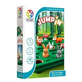 🚚 SmartGames: JumpIN' (Perfect Xmas Gifts for Kids / Family!)