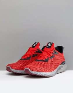*PRICE REDUCED* Adidas Alphabounce 1M 'Core Red'